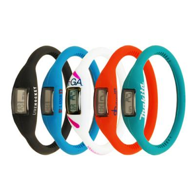 Image of Ion Silicone Sports Watches