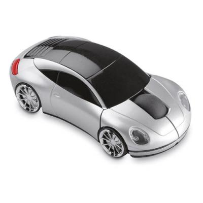 Image of Wireless mouse in car shape