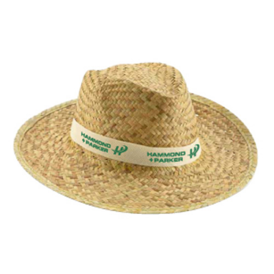 Image of Straw Sun Hat