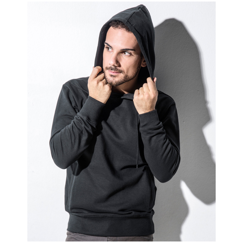 Image of Nakedshirt Men's 'Mathéo' Hooded Sweat Shirt