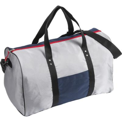 Image of Polyester (210D) sports bag