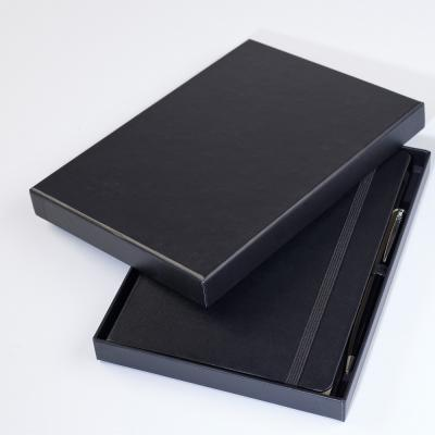 Image of Black Lid Box for a5  notebooks