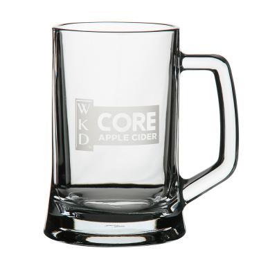 Image of 0.67 Litre Large Plain Straight Sided Tankard